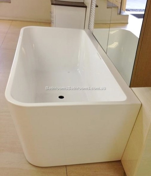Bath Tub Free Standing Back To Wall Rectangle Square Cube