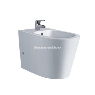 Back to Wall Bidet Curve Design Ceramic NEW