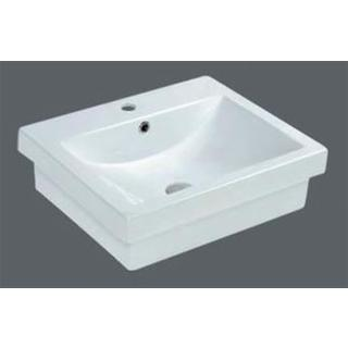 Basin Half Insert Above Counter Drop In Cube Basin 500*440*150 (70mm above bench)