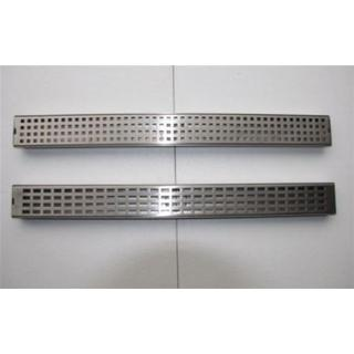 800mm Stainless Steel Linear Floor Waste Channel Grate Shower Waste