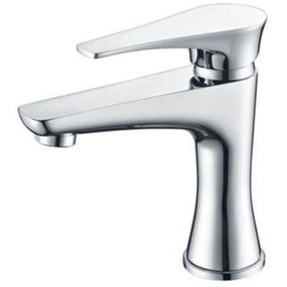 Teardrop Hybrid Basin Mixer Bath Wall Mixer Bathroom Brass Chrome