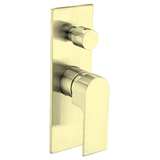 BIANCA SHOWER MIXER WITH DIVERTER Brushed Gold