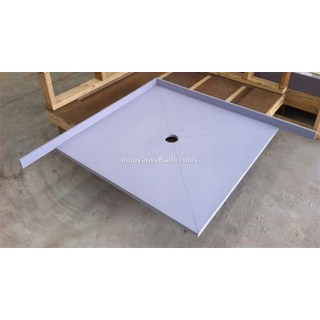 Waterproof Tile Over Tray Up To 2100*1200mm Shower Base Leak Prevention
