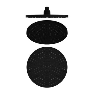 AIR SHOWER HEAD Matte Black