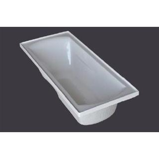 1795mm Acrylic Bath Tub Drop In Inset Design 1795*760*490mm