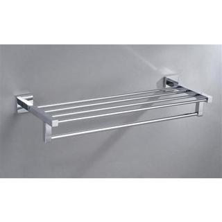 Bath Towel Shelf Rack Square Design Bathroom Accessories * NEW*