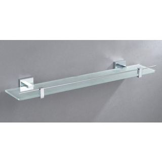 Glass Shelf Shower Shelf Square Design Bathroom Accessories * NEW*