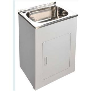 Laundry Trough & Cabinet 45 Litre 600w*500d*870h