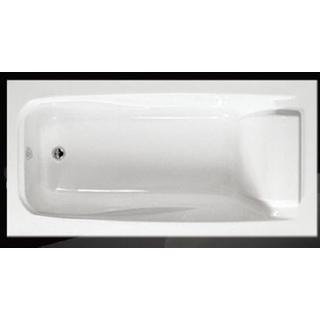 1500mm Acrylic Bath Tub Drop In Inset Design Head rest 1500*700*400mm
