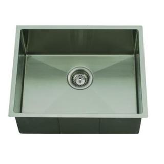 Kitchen Laundry Sink Cube Design Undermount Drop In 540*440*240