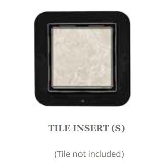 Universal Tile Over Tray 1010*1010mm Shower Base & Tile Insert Grate Puddle Flange Waterproof